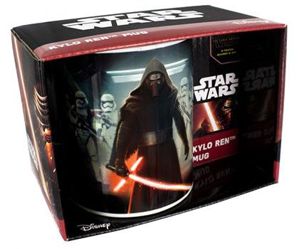 Mug Kylo Ren Star Wars EP7