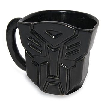 Mug Transformers 3D