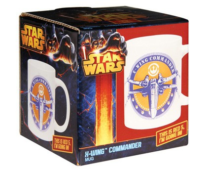 Mug X-Wing Commander Star Wars