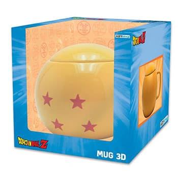 Mug Boule de Cristal 3D Dragon Ball Z