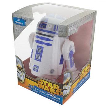 Aspirateur de Bureau R2D2 Star Wars