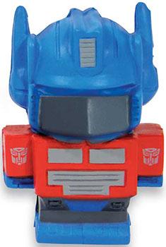 Balle Anti-Stress Transformers Optimus Prime