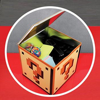 Boîte Mystère Super Mario Bros