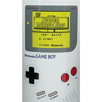 Gourde Game Boy Nintendo