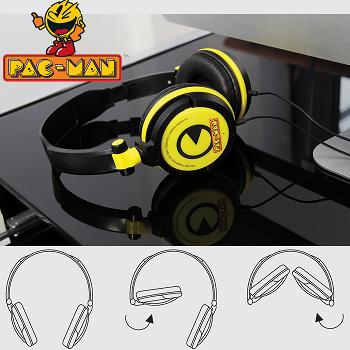 Casque Audio Pac-Man
