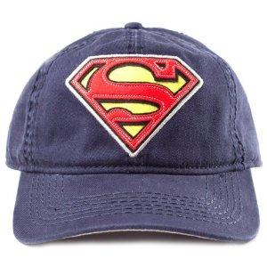 Casquette Superman Logo Vintage