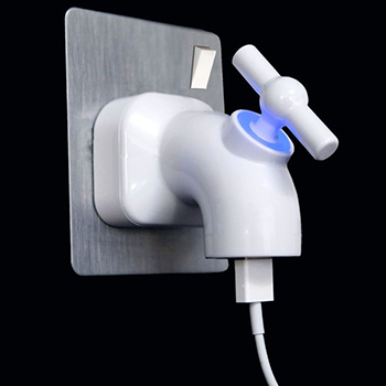 Prise Chargeur USB Robinet