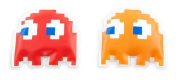 Chauffe-Mains Pac-Man