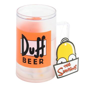 Chope Réfrigérée Duff - Les Simpson