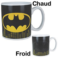 Mug Batman Thermo-Réactif
