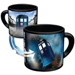 Mug Doctor Who Thermo-Réactif