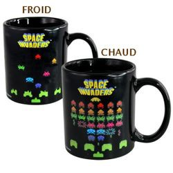 Mug Space Invaders
