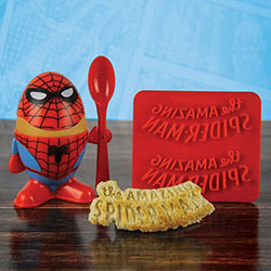 Kit Coquetier Spiderman