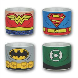 Coquetiers Justice League