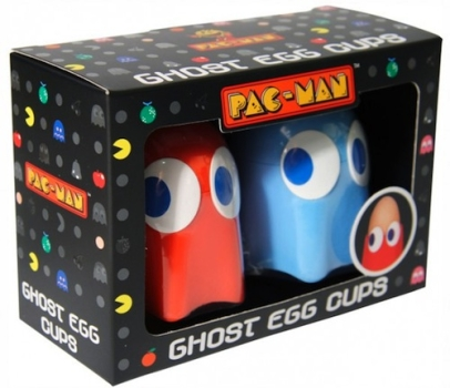 Coquetiers Fantômes Pac-Man