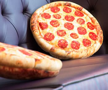 Coussin Pizza
