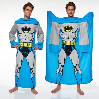 Couverture à Manches Batman