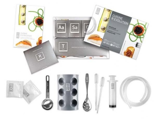 Kit Cuisine Moléculaire R-volution