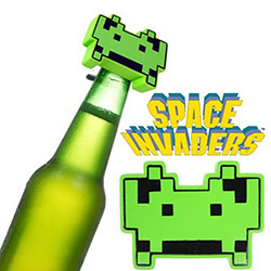 Décapsuleur Space Invaders