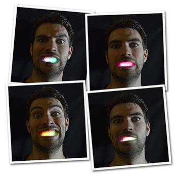 Dentier Lumineux
