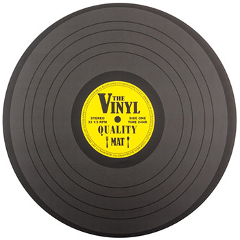 Set de Table Vinyle - Lot de 4
