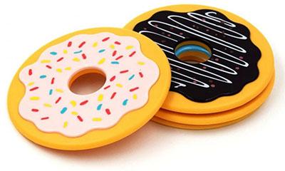 Dessous de Verre Donuts