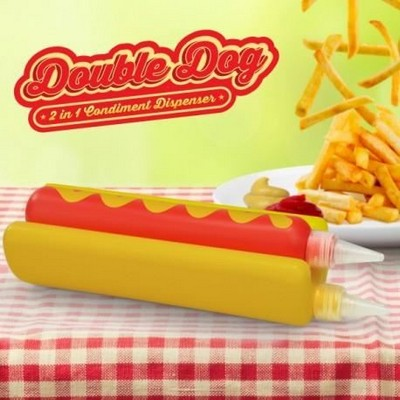 Distributeur Condiments Hot-Dog