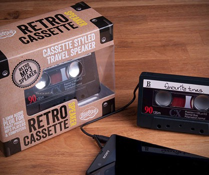 Enceinte Cassette
