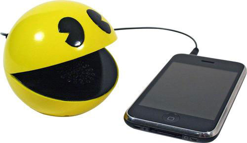 Enceinte Pac-Man