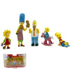 Figurines Les Simpson