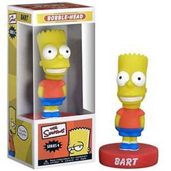 Figurine Bart Bobble Head