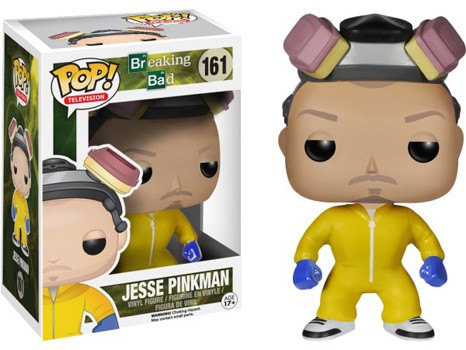 Figurine Jesse Pinkman Breaking Bad