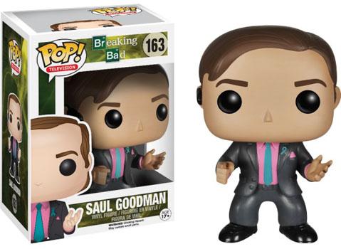 Figurine Saul Goodman Breaking Bad