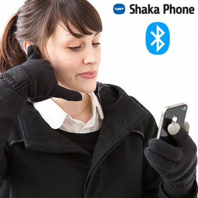 Gants Bluetooth