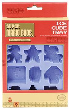 Moule à Glaçons Super Mario Bros