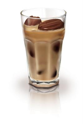 Moule à glaçons Grains de café