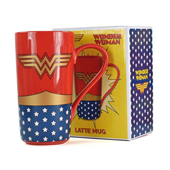 Mug Haut Wonder Woman