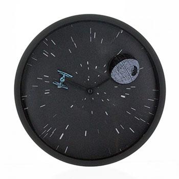 Horloge Star Wars Côté Obscur