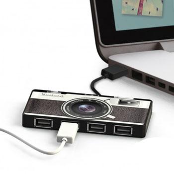 Hub USB Appareil Photo