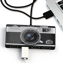 Hub USB Appareil Photo
