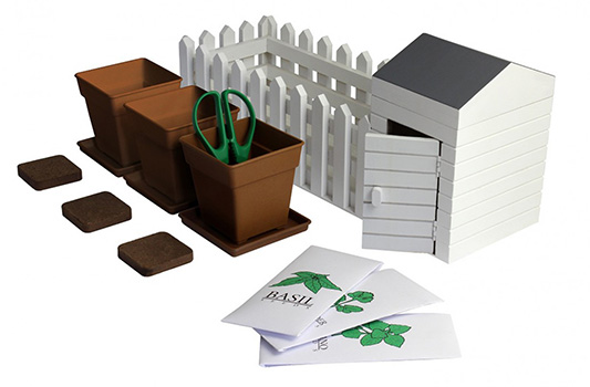 jardin aromatique d 39 int rieur. Black Bedroom Furniture Sets. Home Design Ideas