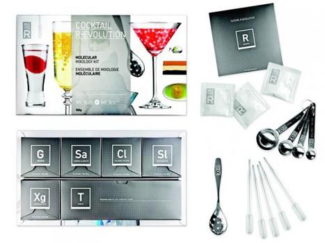 Kit Moléculaire Cocktail R-volution