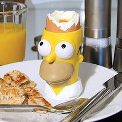 Kit Coquetier Homer Simpson