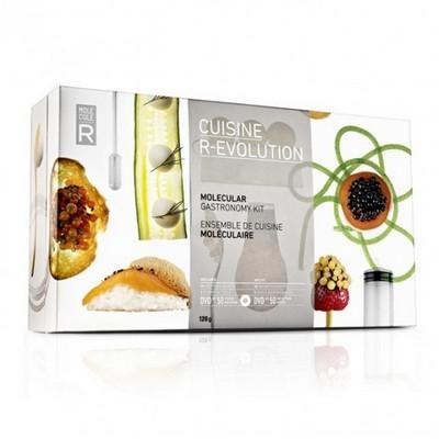 Kit cuisine mol culaire r volution - Cuisine moleculaire kit ...