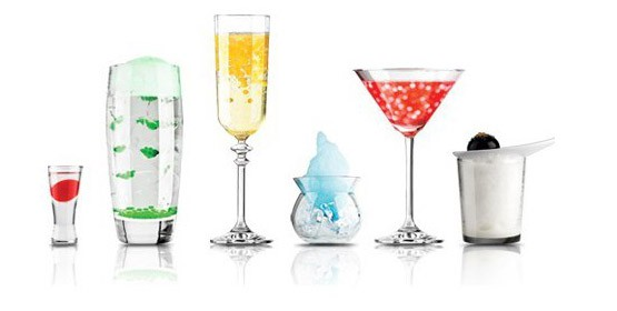 Kit Moléculaire Cocktail R-Évolution