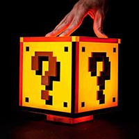 Lampe Boîte Mystère Super Mario Bros