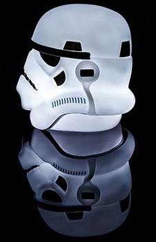 lampe d 39 ambiance stormtrooper. Black Bedroom Furniture Sets. Home Design Ideas