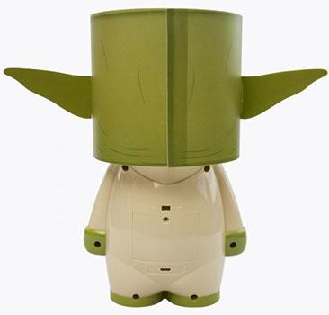 Lampe d`Ambiance Yoda Star Wars