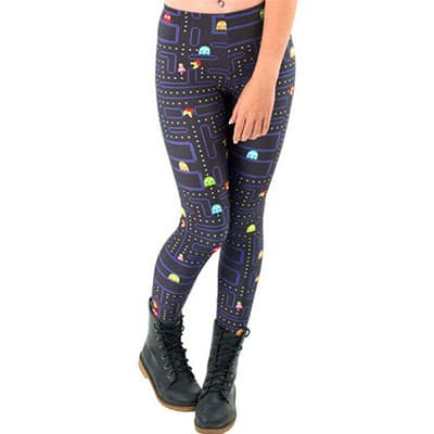 Legging Pac-Man