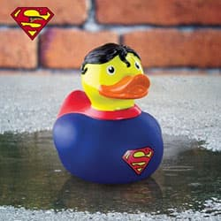 Mini Canard de Bain Superman